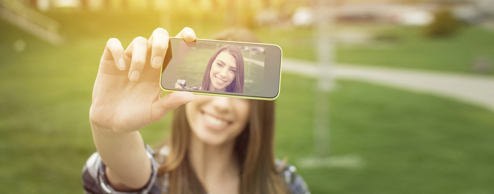 How to See Others In a Selfie World inside
